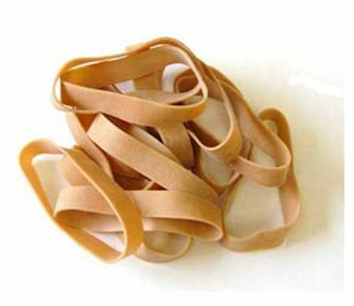 "77 #84 3-1//2/"" x 1//2/"" SUPER STRETCH RUBBER BANDS SCHOOL PROJECT ART HOME OFFICE"