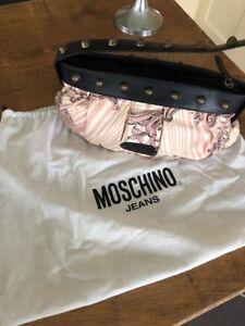 Studded Handbag Moschino Bag Vintage Ladies qZpYU