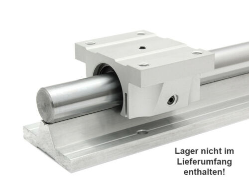 Linéaire Leadership Supported Rail tbs20-300 mm long