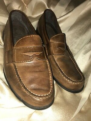 773c7f91f49 Rockport Classic Penny Loafer - Men s Size 9 M Brown