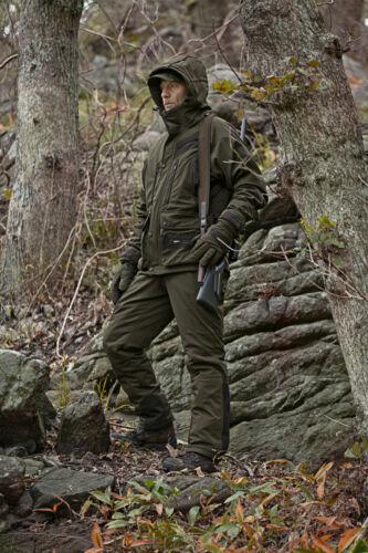 MUFLON Latzhose m//Thins Jagd Winter 376-Art Green DEERHUNTER 3820