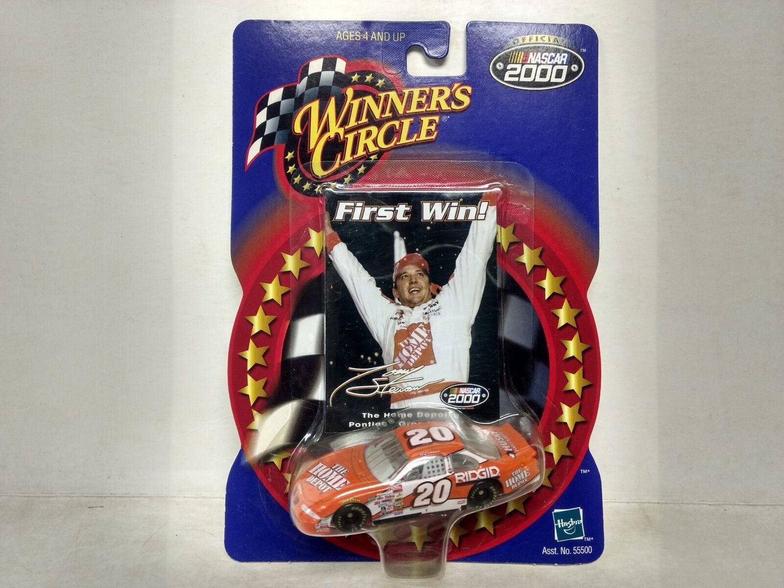 Nascar Winners Circle First Win Tony Stewart 1 64 Scale Diecast mb35