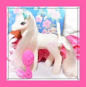 My-Little-Pony-MLP-G1-Vtg-1988-Sweetheart-Sister-Sweet-Sundrop-Prom-Queen