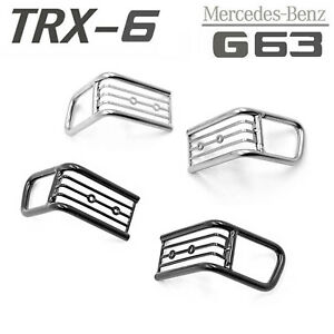 Metall-Tail-Licht-Lampe-Cover-Case-fuer-Traxxas-TRX-6-G63-Benz-G500-RC-Auto-Shell