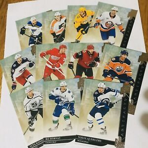 2019-20-UPPER-DECK-ARTIFACTS-NHL-HOCKEY-BASE-1-100-SET-PICK-TO-COMPLETE