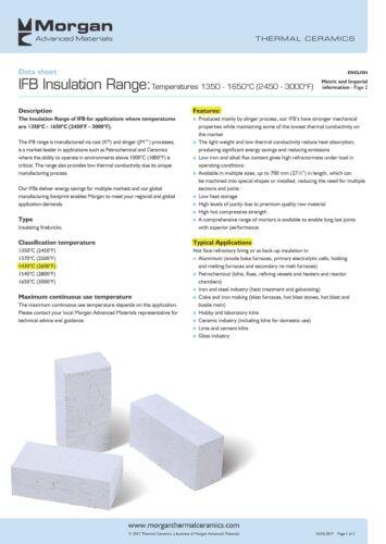 """K-26 Insulating Firebrick 9x4.5x 2.5/"""" Morgan Thermal Ceramics 2600F THREE Pack"""