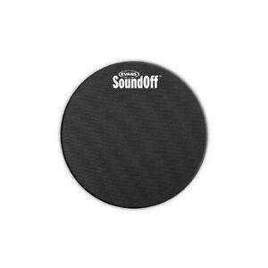 evans so12 12 sound off by drum mute 619987200046 ebay. Black Bedroom Furniture Sets. Home Design Ideas