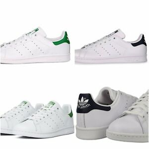 new product 6e919 f2c65 Details about Adidas Originals Stan Smith Unisex Men Women Sneakers Shoes  New In Box Athletic