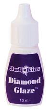 Judikins Diamond Glaze Water-based Dimensional Adhesive 10ml squeeze bottle