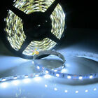 5M SMD 5050 Cool White 300 LED Non-Waterproof  Flexible LED Light Strip 12V