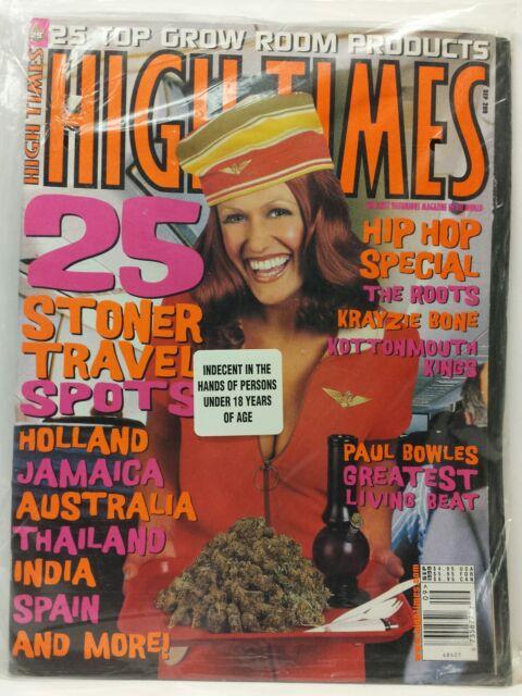 High Times September 1978 Back Issue For Sale Online Ebay