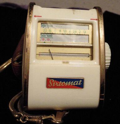 Foto & Camcorder Gossen Sixtomat Color Finder Belichtungsmesser Mit Original Tasche Zur Verbesserung Der Durchblutung