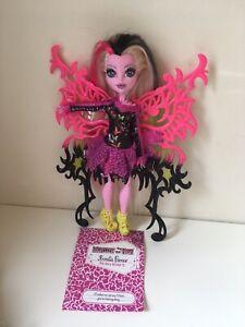 Monster-High-Freaky-Fusion-Bonita-Femur-Doll-Hybrid-Skeleton-EUC