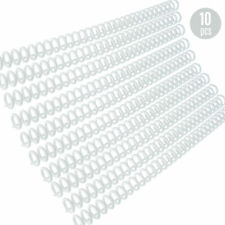 Kw Trio 10pcs 30 Hole Loose Binders Binding Spines Combs S3x9