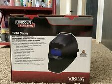 Lincoln Electric Black Viking Helmet 1740 Series