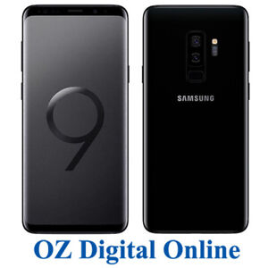 NEW-Samsung-Galaxy-S9-Plus-G965-64GB-Black-12MP-4G-LTE-6-2-034-Unlocked-Phone