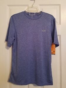 a9fb5b2af4de NEW-Mens-C9-by-Champion-Duo-Dry-Premium-Running-Tee-T-Shirt-in-Blue ...