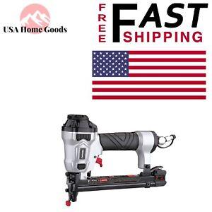 Husky-20-Gauge-Fine-Wire-Stapler-Pneumatic-Upholstery-Air-Tool-Fastener