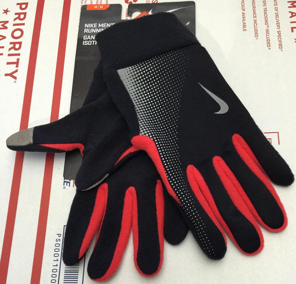 Nike Homme Thermal Tech Running Gloves- Style NRG57055 XL Chaussures de sport pour hommes et femmes
