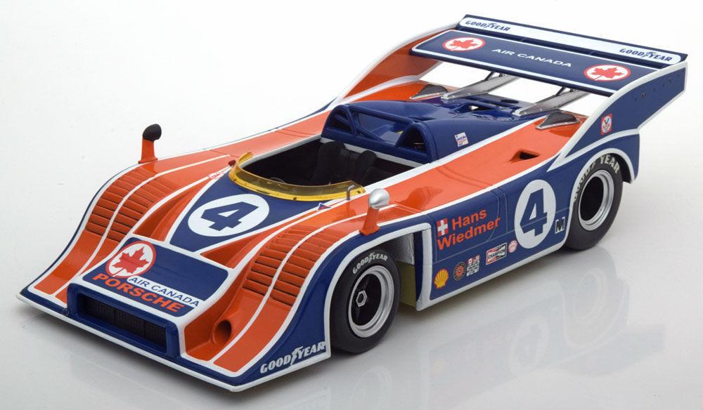 Minichamps Porsche  2nd Mosport Can-Am Wiedmer 1973 4 1:18New