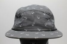ae28978fd51 item 4 ANCHORS - GRAY - ONE SIZE - CADET STYLE ADJUSTABLE STRAPBACK CAP HAT!  -ANCHORS - GRAY - ONE SIZE - CADET STYLE ADJUSTABLE STRAPBACK CAP HAT!