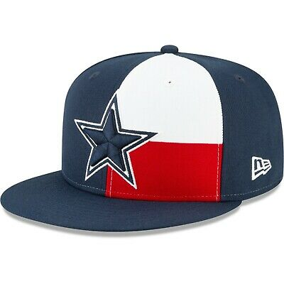 New Era NFL DALLAS COWBOYS Authentic 39THIRTY Onstage Draft 2018 Stretch Fit Cap