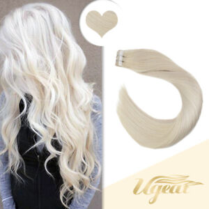 Ugeat-Platinum-Blonde-60-PU-Weft-Tape-in-Remy-Human-Hair-Extensions-20pcs-50g