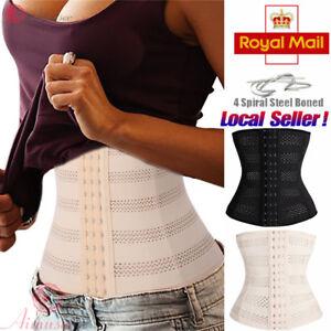 21d852309c386 Image is loading UK-Slimming-Body-Shaper-Women-Waist-Trainer-Underbust-