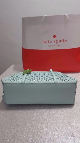 Kate Mint Brandneu Lederhandtasche Nwt Spade Crossbody w0gzxqqvY