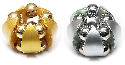 Neu 2 Schalclip Tuchclip Goldfarben/silberfarben/grün Schalhalter Tuchhalter
