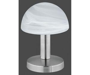 Leuchte-Tischleuchte-Nachttischleuchte-Lampe-TOUCH-ME-FUNKTION-Weiss