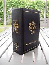 EL MANUAL MERCK DE DIAGNOSTICO Y TRATAMIENTO 1999