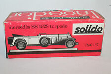 Solido 1928 Mercedes Benz SS Torpedo, Top Up, Nice Boxed