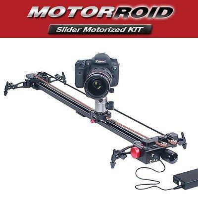 VARAVON Motorroid - Slider Motorized KIT (Within 39 inches Slider / Pulley Belt)