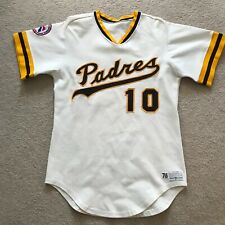 San Diego Padres 1976 Bill Almon Jersey Bicentennial patch (Game worn/used?)