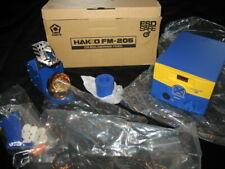 Hakko Fm205 01 Desoldering Station Digital80w120v New In Box See Descript