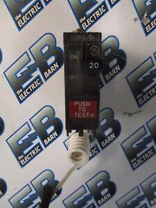 ge thhqb1120gf, 20 amp 1 pole 120 volt ground fault circuit breakerimage is loading ge thhqb1120gf 20 amp 1 pole 120 volt