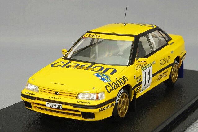 HPI 1 43 SUBARU LEGACY RS  11 1992 Swedish Rallye du Japon