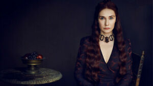 Game Of Thrones Season 8 Melisandre Wallpaper Poster 24 X 14 Inches