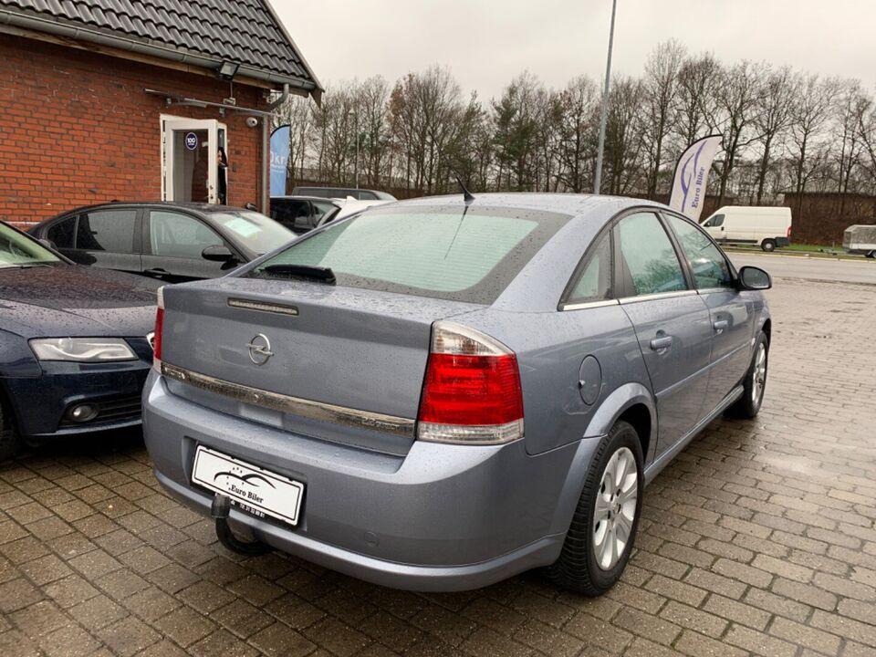Opel Vectra 2,2 Direct Elegance – dba.dk – Køb og Salg af ...