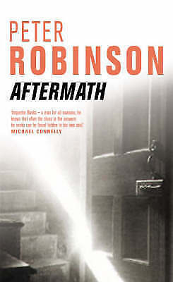 Aftermath (The Inspector Banks series), Excellent Books