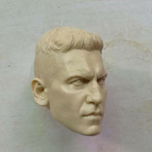 Blank Hot 1//6 Scale Daredevil Qiao Boen Joseph Head Sculpt Unpainted