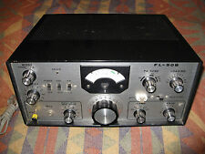 Yaesu FL-50B HF Transmitter Ham Radio SSB CW Phone FL50B 117 VAC Version