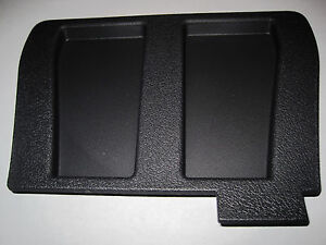 2006 2010 dodge charger or magnum police console trim - 2010 dodge charger interior trim ...