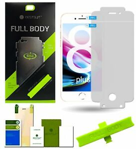 Bestsuit Lámina Protectora Para IPHONE 8 Plus Cristal Burbuja-Libre - Aplicador