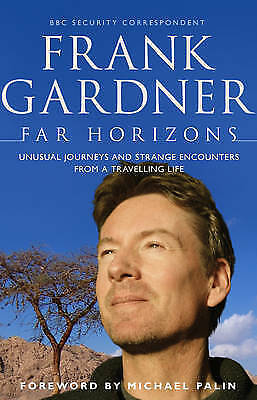 "1 of 1 - ""VERY GOOD"" Gardner, Frank, Far Horizons, Book"