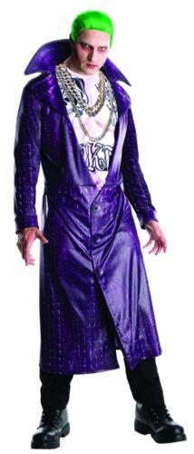 Suicide Squad The Joker Adult Mens Costume Rubies Purple