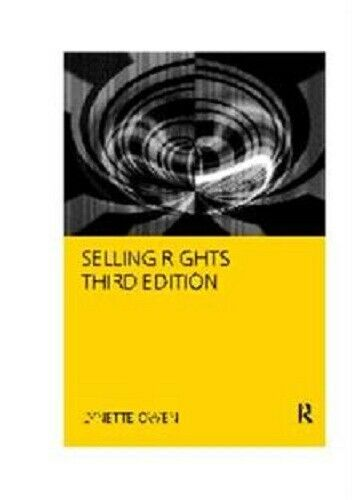 Selling Rights (Blueprint Series), Very Good, Books, mon0000153082