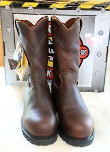 Justin Original Work Boots 10