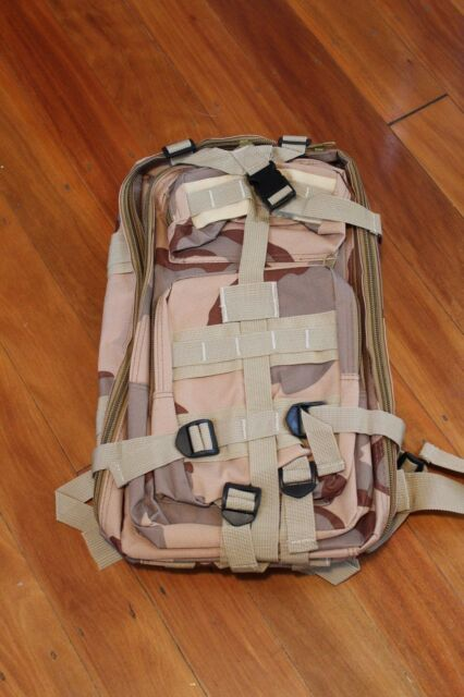US Army Tri Colour Infantry Back Pack